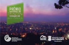Prêmio Nacional de Literatura Cidade de Belo Horizonte