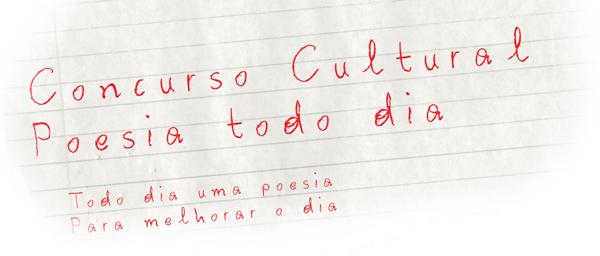 Poesia Todo Dia