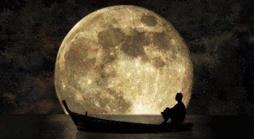 Converse com a Lua