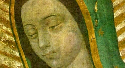 Olhos da Mãe de Misericórdia