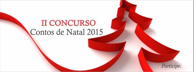 II Concurso Contos de Natal 2015